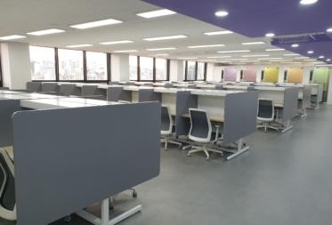 도서관 모습
